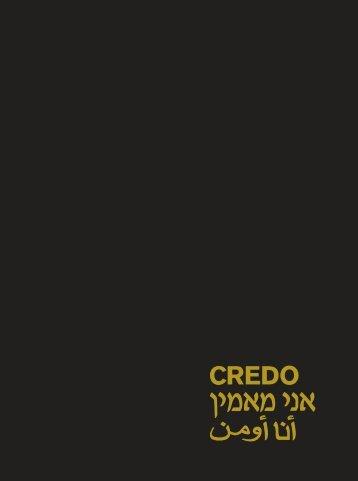 credo umbruch - Andrea Molino