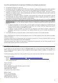 Cadre d'élaboration des projets pour les mesures agro ... - Page 3