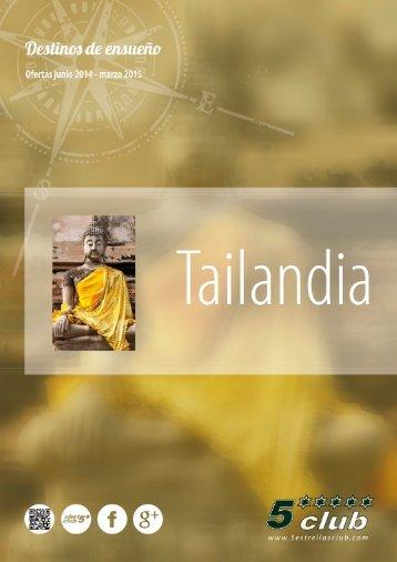 Tailandia - 5 Estrellas Club