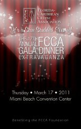 The Seventeenth Annual Gala Dinner Extravaganza - March 17, 2011