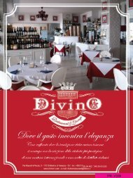 Ristorante Divino - Freepressmagazine.it