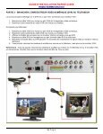 Guide d'installation rapide - Q-See - Page 4