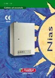 NIAS BTN/BTFS - Preventivo Certificazione Energetica