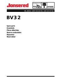 IPL, BV32, 1997-05, Blower-Vac - Jonsered