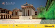 3d visualisation for the study and management of ... - Radio-Past