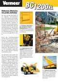 BC1200XL - Vermeer Deutschland GmbH - Page 2