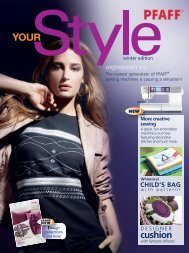 Yourstyle Winter Edition 2008 - Pfaff
