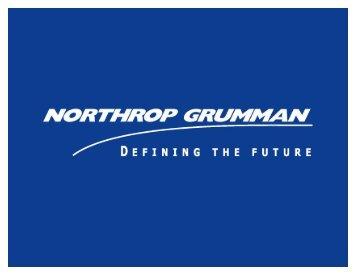Northrop Grumman Annual Meeting 2006 (PDF)