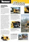 BC1500 - Vermeer Deutschland GmbH - Page 2