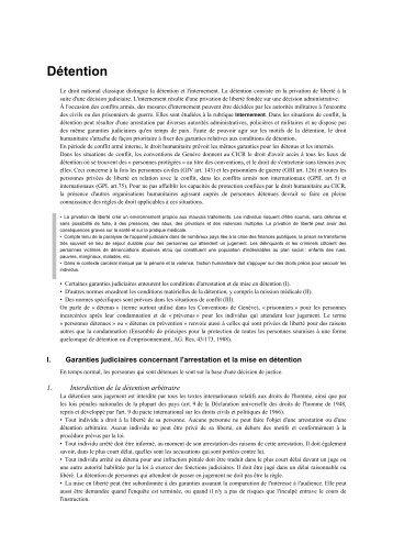 """Entrée """"Détention"""" - Médecins Sans Frontières"""