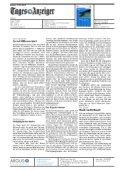 """Tages-Anzeiger, """"Wie auf dem Kilimandscharo"""" - Basel United AG - Page 2"""