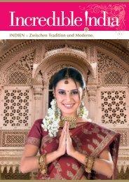 INDIEN – Zwischen Tradition und Moderne.