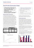Models & Technicals - Wholesale Banking - Home - Page 2