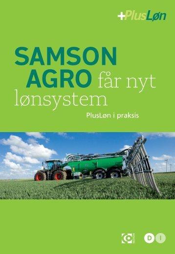 Samson Agro - CO-industri