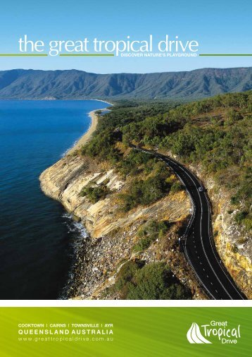 the great tropical drive - Queensland Holidays