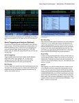 Mixed Signal Oscilloscopes - MSO4000B, DPO4000B Series - Page 7