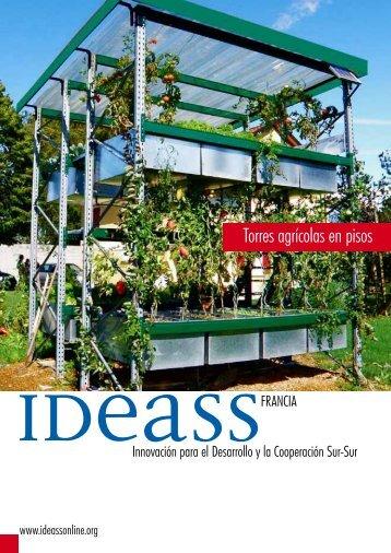 Brochure Torres Agrícolas en Pisos - Ideassonline.org