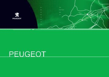PEUGEOT - CATALOGO 2006 - MAGGI ref