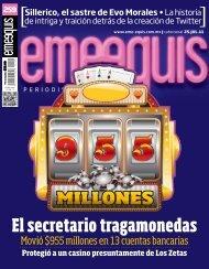 El secretario tragamonedas - of /xml - Emeequis