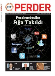 Perder Dergisi 22 Sayi Turkiye Perakendeciler Federasyonu