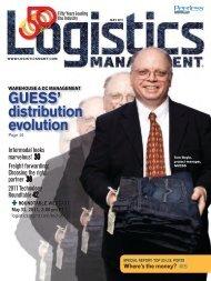 Logistics Management - May 2011