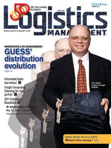Logistics Management - May 2011
