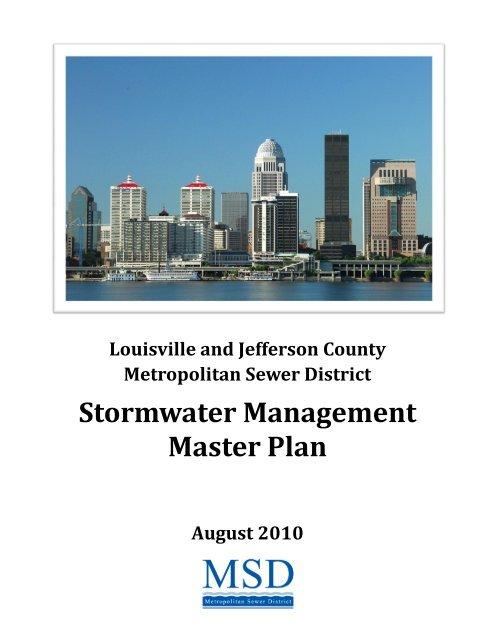 Stormwater Management Master Plan - MSD