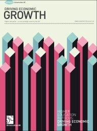 Driving economic growth - Universities UK