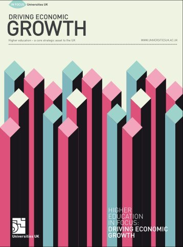 Driving economic growth - Universities UK