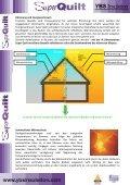 Die aktive Dämmung: - YBS Insulation - Seite 4