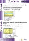 Die aktive Dämmung: - YBS Insulation - Seite 6