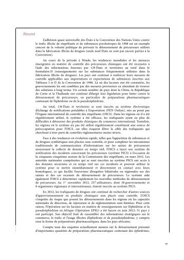 Résumé - INCB