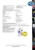 Medidor de humedad ambiental Hydromette BL ... - PCE Ibérica - Page 2