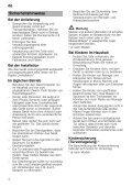 Gebrauchsanleitung de - Moebelplus GmbH - Seite 4