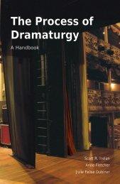 The Process of Dramaturgy - Focus Publishing