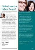Our Mission: Your Career - Zentrum für Berufsplanung - Seite 3