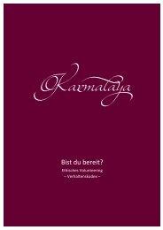 Ethisches Volunteering - Karmalaya