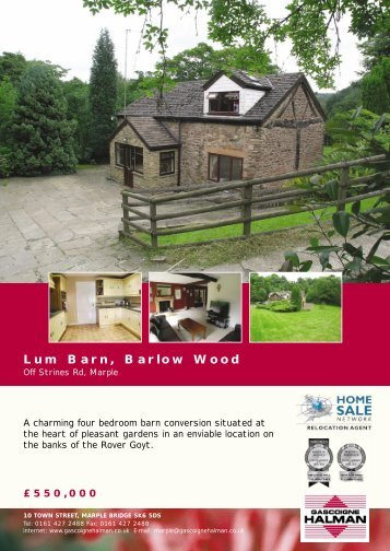Lum Barn, Barlow Wood