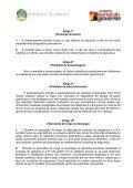 Regulamento que Estabelece as Condições Técnicas e de ... - saflii - Page 5