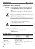"""Motori sommersi riavvolgibili da 6"""", 8"""", 10"""" e 12"""" I Manuale di ... - Page 6"""
