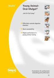 Young Animal- Oral-Mulgat® VeyFo® - Veyx-Pharma GmbH