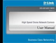DI and DO (Digital Input/Output) - D-Link