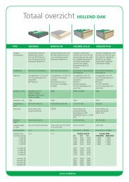 HD overzicht NL 022011.pdf - Architectura
