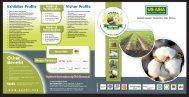 Exhibitor Profile Mode of Visitor Profile - US Asia Business Forum