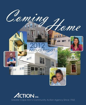 2012 Annual Report - Action, Inc.