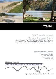 Data Compliation and Estuary Processes Report_1_Cover to ...