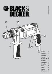 1 - Black & Decker