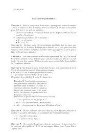 27/03/2010 1eSTG2 Exercices de probabilités Exercice 1. Voici la ...