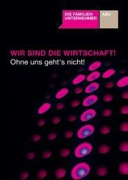 WIR SIND DIE WIRTScHAFT! - Familienunternehmen