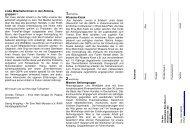 weitere Infos - Arbeitsgemeinschaft Eine - Welt - Gruppen im Bistum ...
